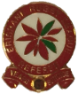 The BRLRA Service Badge.