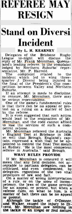 Courier Mail 17 May 1939