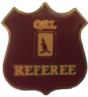 QRL Referees Badge 1988-1993.