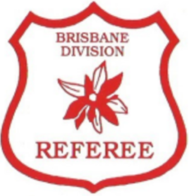 From 1949 to 1982 a red poinsettia  logo design was used with the words Brisbane Division.